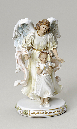 First Communion Cake Toppers First Communion Angel Figurine