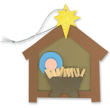 Religious crafts for Nativity crafts to make