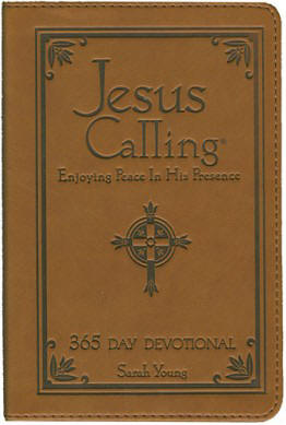 Jesus Calling (Deluxe Edition) Jesus Calling Enjoying Peace In His Presence//Imita. Leathe 9781404187825, sarah young, jesus calling,