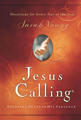Jesus Calling: Devotions for Every Day of the Year Jesus Calling: Devotions for Every Day of the Year, daily prayer book, daily prayer devotional book, prayer book, sarah young book