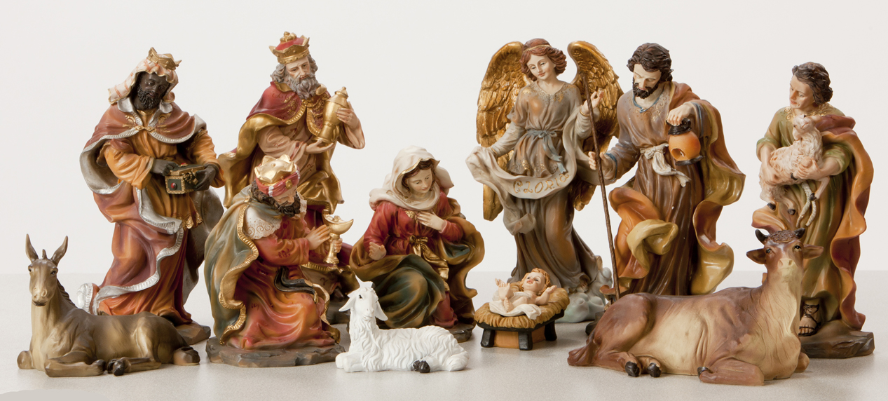 "8"" Heaven%27s Majesty? Nativity Figure Set  *WHILE SUPPLIES LAST* Heaven%27s Majesty® Nativity Figure Set, heavens majesty nativity, heavans majesty nativity set"