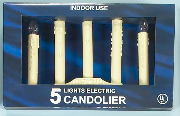 christmas candles - Electric Christmas Candles