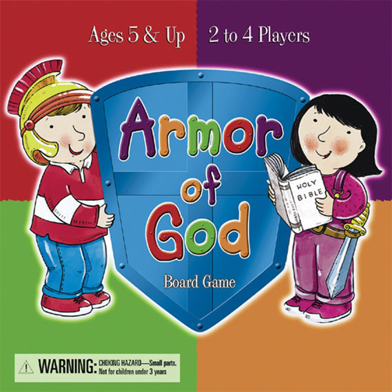 armor of god picture. Armor of God Board Game