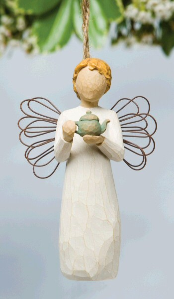 Willow TreeTM Angel Of The Kitchen Ornament Warm Comfort Between Friends 4 Tall Gift Boxed Item 32047 1200