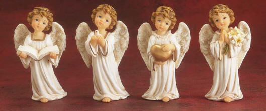 39026jpg - Christmas Angel Figurines