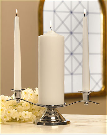 55573 - Cheap Unity Candle Holders For Weddings