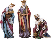 "5.5"" Three Kings Set 5.5"" Three Kings For Joseph%27S Joseph%27S Studio 6"" Scale Set, josephs studio kings, josephs studio wisemen, joseph%27s studio wise men, joseph%27s studio wisemen, joseph%27s studio kings, josephs studio three kings"