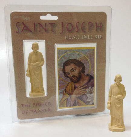 St. Joseph Home Sale Kit st joe home sale kit, st joseph home sale, saint joseph home sale, saint that sells homes, st that sell house, sell your house with st joseph, st joseph real estate agent, real estate saint, real estate home sale prayer,