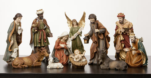 Huge Site Large Scale Indoor Outdoor Nativity Sets And